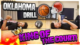 CRAZY OKLAHOMA DRILL 1v1's | THE BASKETBALL EDITION!!
