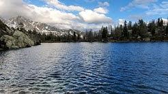 Bivouac Lac de Graveirette