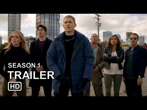 Download DC's Legends of Tomorrow Season 1 Trailer #2 [HD]