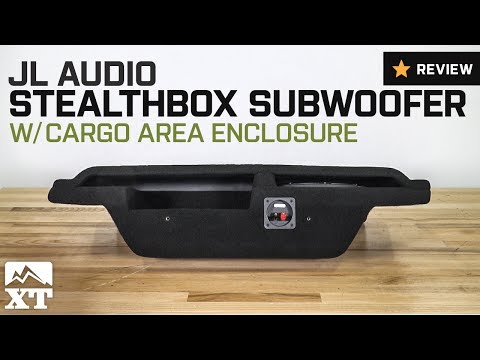 jeep-wrangler-jl-audio-stealthbox-subwoofer-w/-cargo-enclosure-(2007-2017-jk-2-door)-review