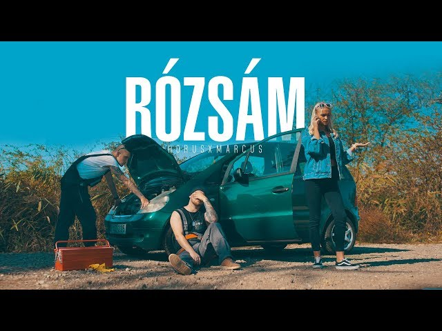 Horus x Marcus - Rózsám (Official Music Video)
