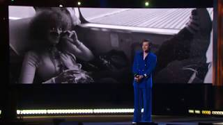 Harry Styles Full Speech | Rock & Roll Hall Of Fame 2019