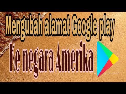 Cara Merubah Negara Di Google Play