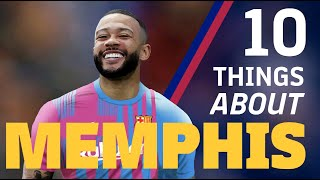 🦁 10 THINGS YOU NEED TO KNOW ABOUT MEMPHIS DEPAY (& ANNOUNCEMENT VIDEO!)