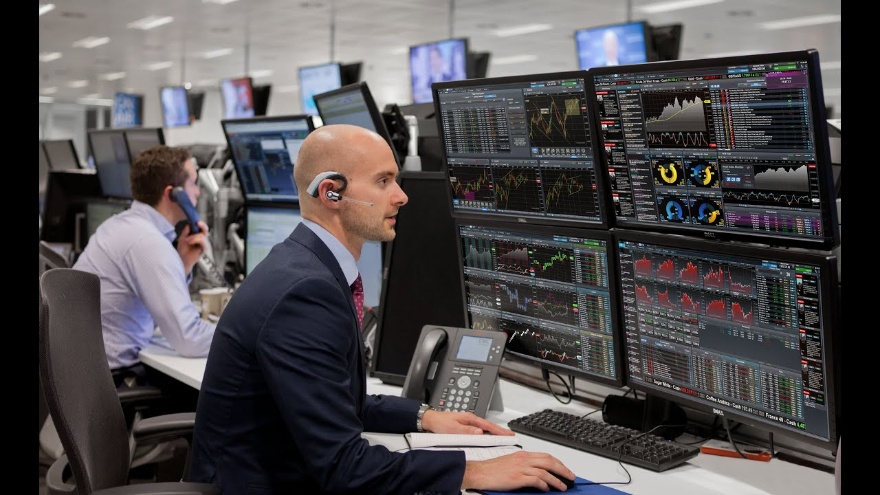 Cmc Markets Plc