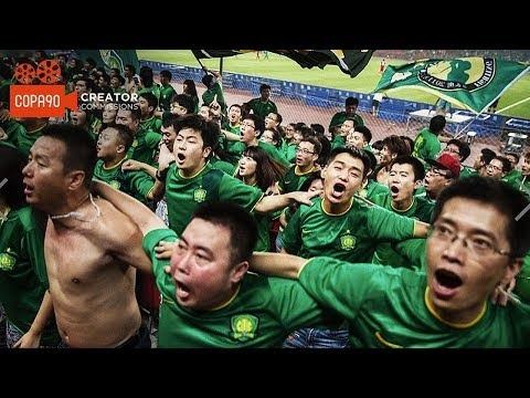 The Rise of Ultras Culture in China: Mi San Dao and Beijing Guoan's Royal Army | Creator Commission
