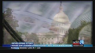 "Boehner's last deal"" 2-year budget, debt ceiling"
