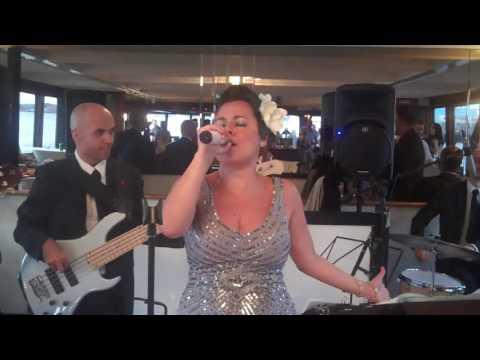 Ken and Alvaro's Wedding, NY Boat Charter 888-755-2628