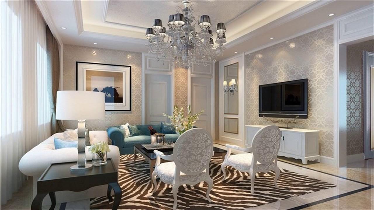 Chandelier Design For Living Room India