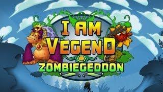 Official I Am Vegend: Zombiegeddon Launch Trailer