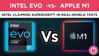 Intel Evo vs Apple M1 - are Intel chips actually FASTER?
