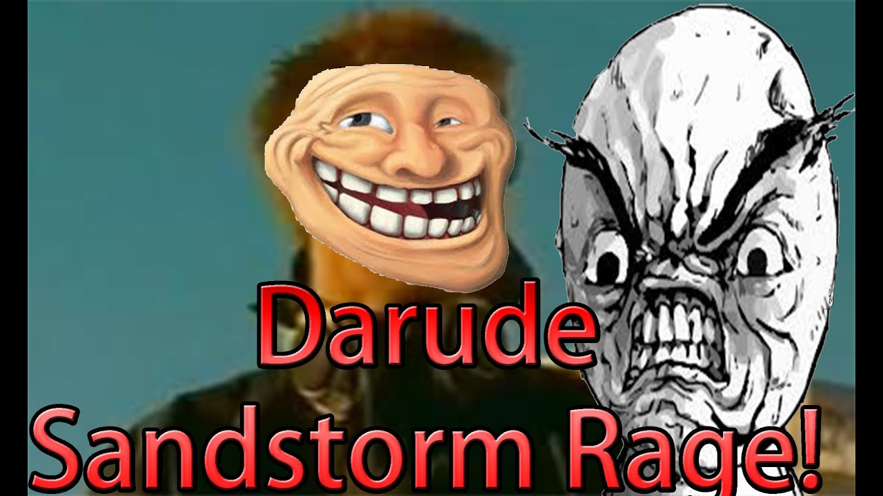 My Thoughts on Darude Sandstorm (Youtube Meme) - YouTube