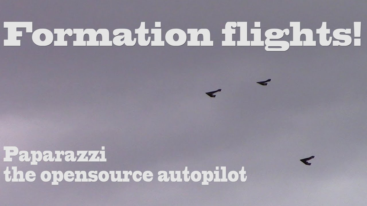 Paparazzi UAV Blog   Research and development of open-source