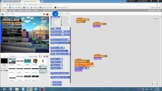 Scratch (урок 10 - Minecraft Story Mode)