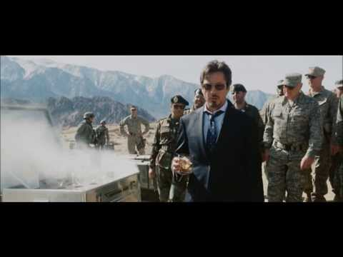 Iron Man Clip: The Jericho Missile