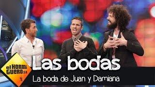 La boda de Juan y Damiana - El Hormiguero 3.0