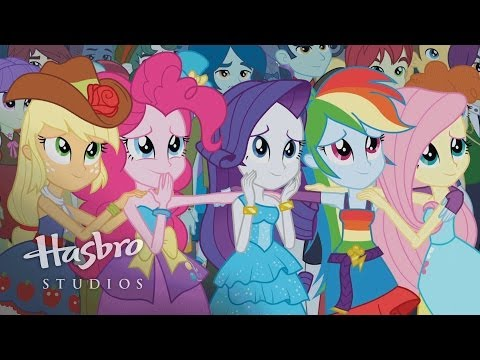 """MLP: Equestria Girls - """"This Is Our Big Night"""" EXTENDED Music Video"""