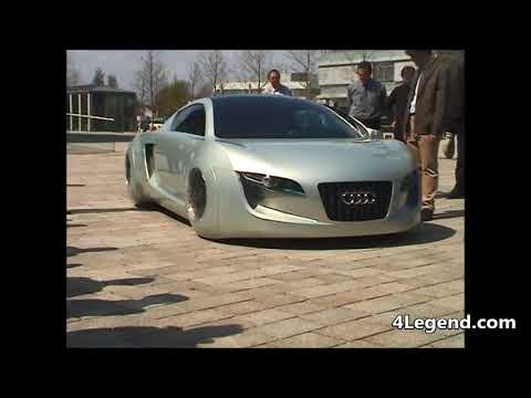 Audi RSQ - Live from Ingolstadt in 2004 - 4Legend.com
