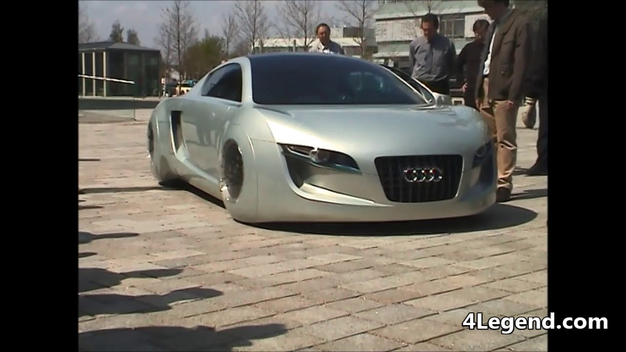 Audi Rsq - Live From Ingolstadt In 2004