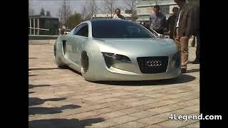Audi RSQ Concept Videos