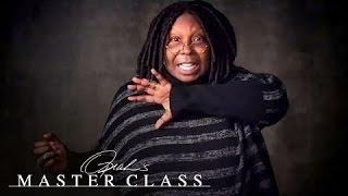 Exclusive: Whoopi Goldberg's Spooky Former Job   Oprah's Master Class   Oprah Winfrey Network