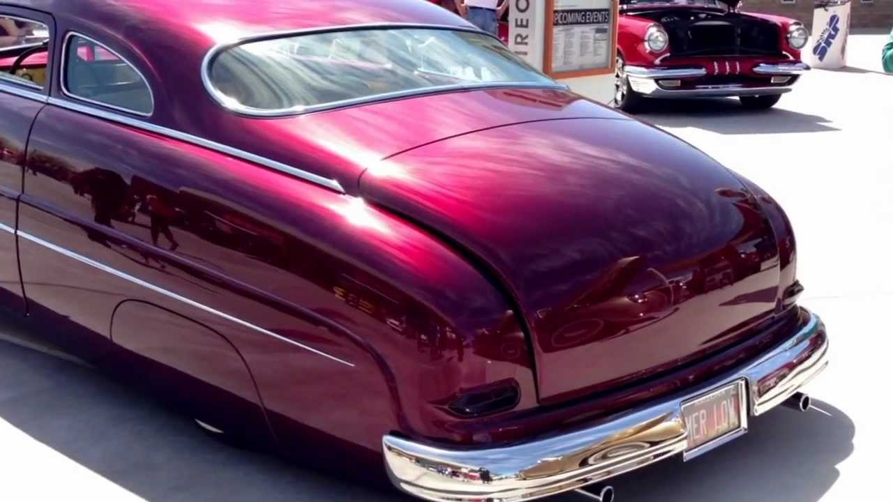 Lowrider Car Wallpaper 1950 Mercury Coupe Low Rider Youtube