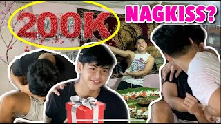 BUNSO (JAPET CAPUNO) UMIYAK SA SURPRISE | 200K SUBSCRIBERS CELEBRATION