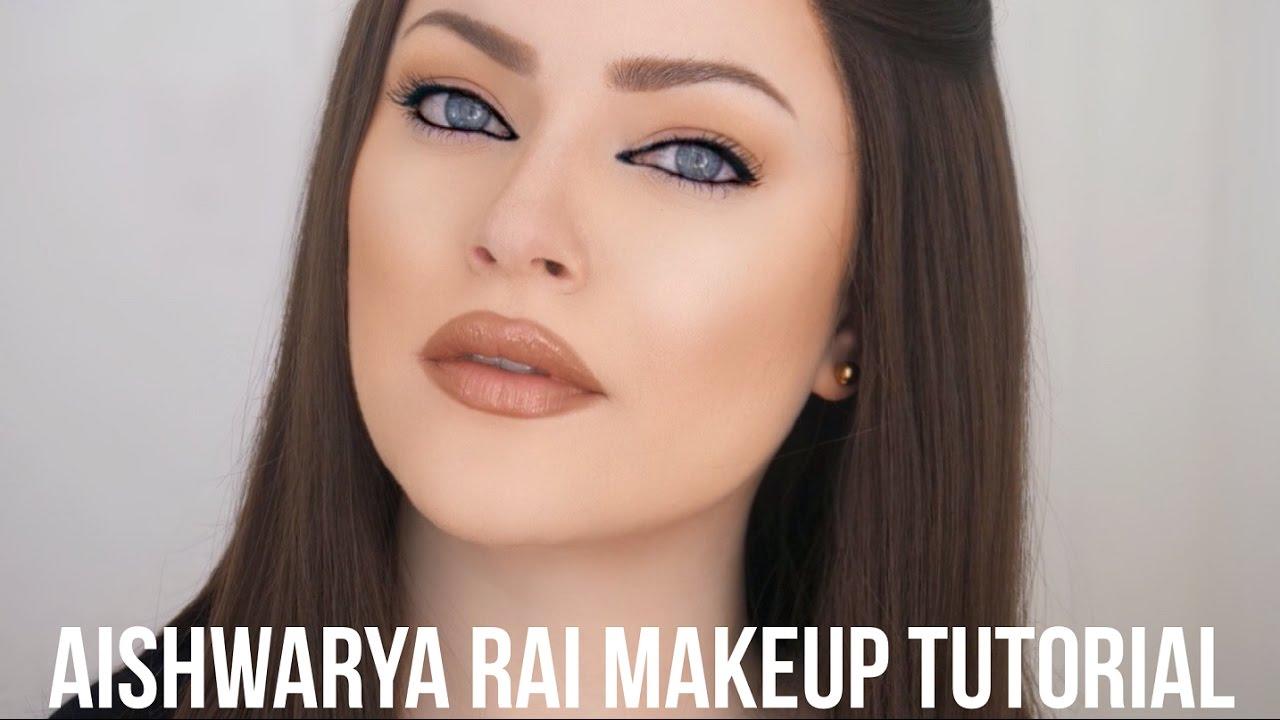 Aishwarya Rai Makeup Tutorial Youtube