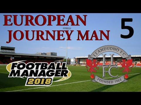 FM18 – European Journey Man Part 5 – The Biggest Test