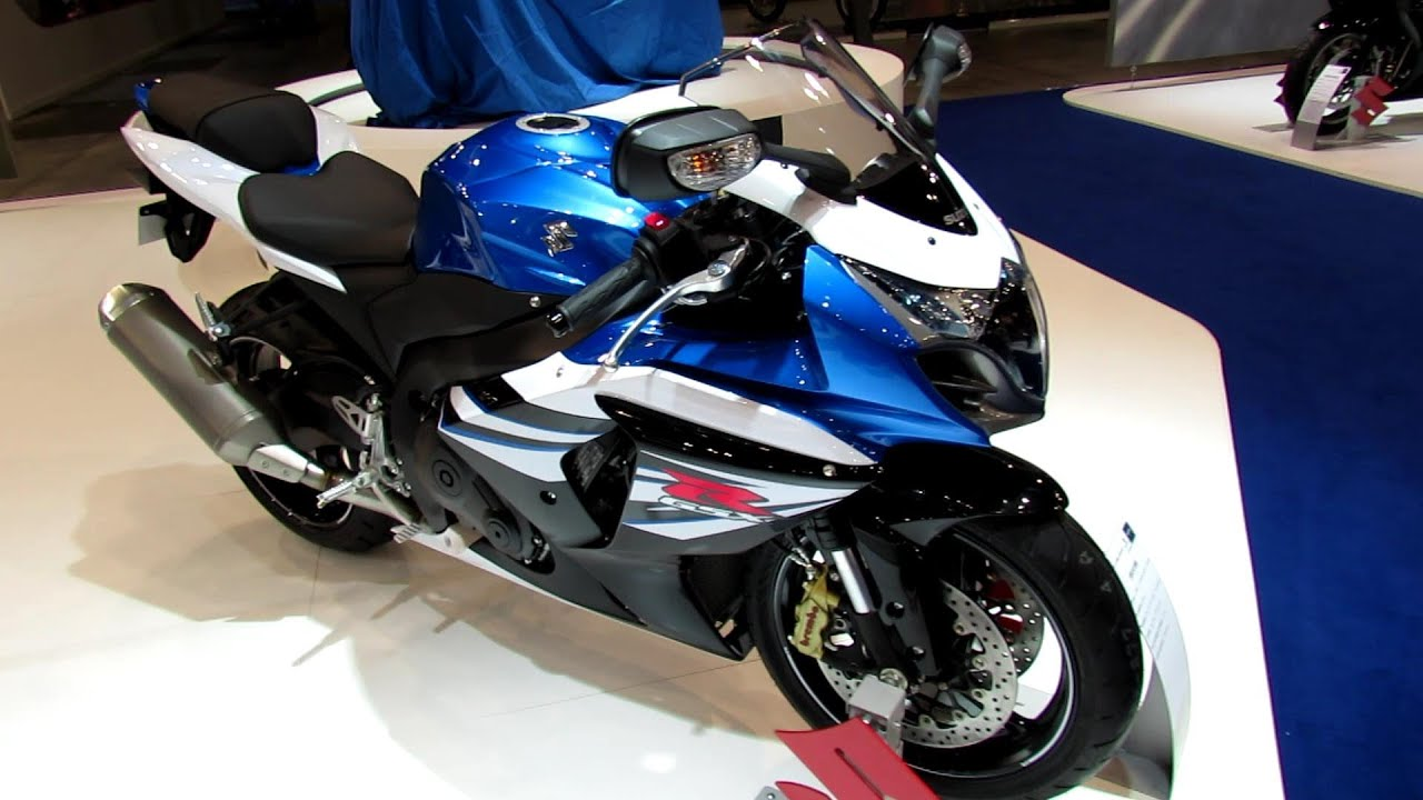 2014 Suzuki GSX-R 1000 Walkaround - 2013 EICMA Milan International ...
