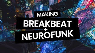 Neurofunk or Breakbeat? Another Livestream!
