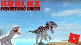 Roblox Prehistoric Earth - THE ULTRADOM (YTBER DINO)
