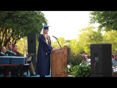 McCray Fletcher Graduation Speech 2016