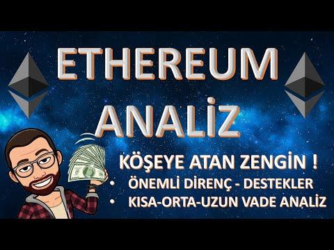 YENİ BAŞLIYORUZ !!! / Ethereum Analiz / Eth Analiz / Eth Yorum