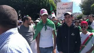 الجزائر أمانة ..كليتوها بالخاونة