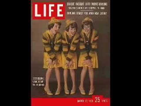 Picnic by the McGuire Sisters