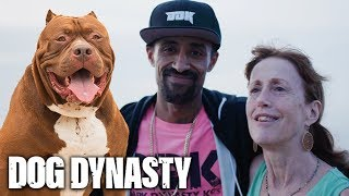 The Emotional Moment Hulk & Marlon Reunite With Mom | DOG DYNASTY