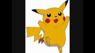 Pikachu techno pika pika