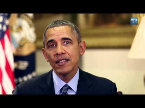 Obama: Women Deserve Equal Pay For Equal Work
