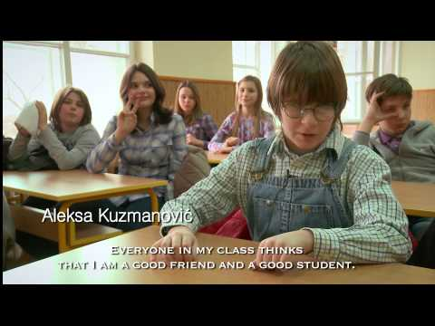 Inclusive education in Serbia