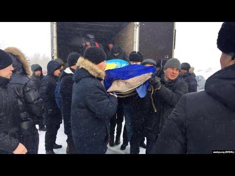 Как похороны активиста