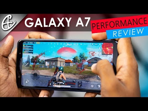 Can the Exynos 7885 GAME? Samsung Galaxy A7 2018 Performance Review!