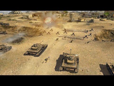 В тылу врага Штурм 2 Men of War Assault Squad 2 v 3