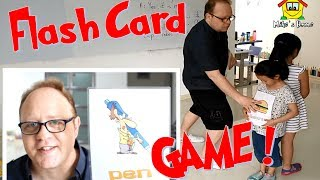 ESL Tips - Flash Card Game - Mike