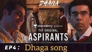 Dhaga   Tvf aspirants   Full HD song   Sandeep Bhaiya   Abhilash   UPSC Aspirants   Nilotpal Bora