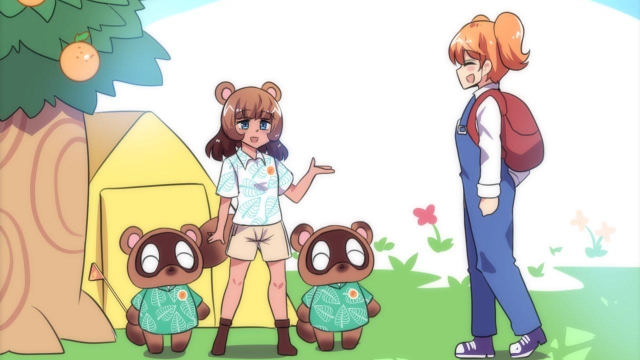 Animal Crossing Debt Collectors - Anime Short