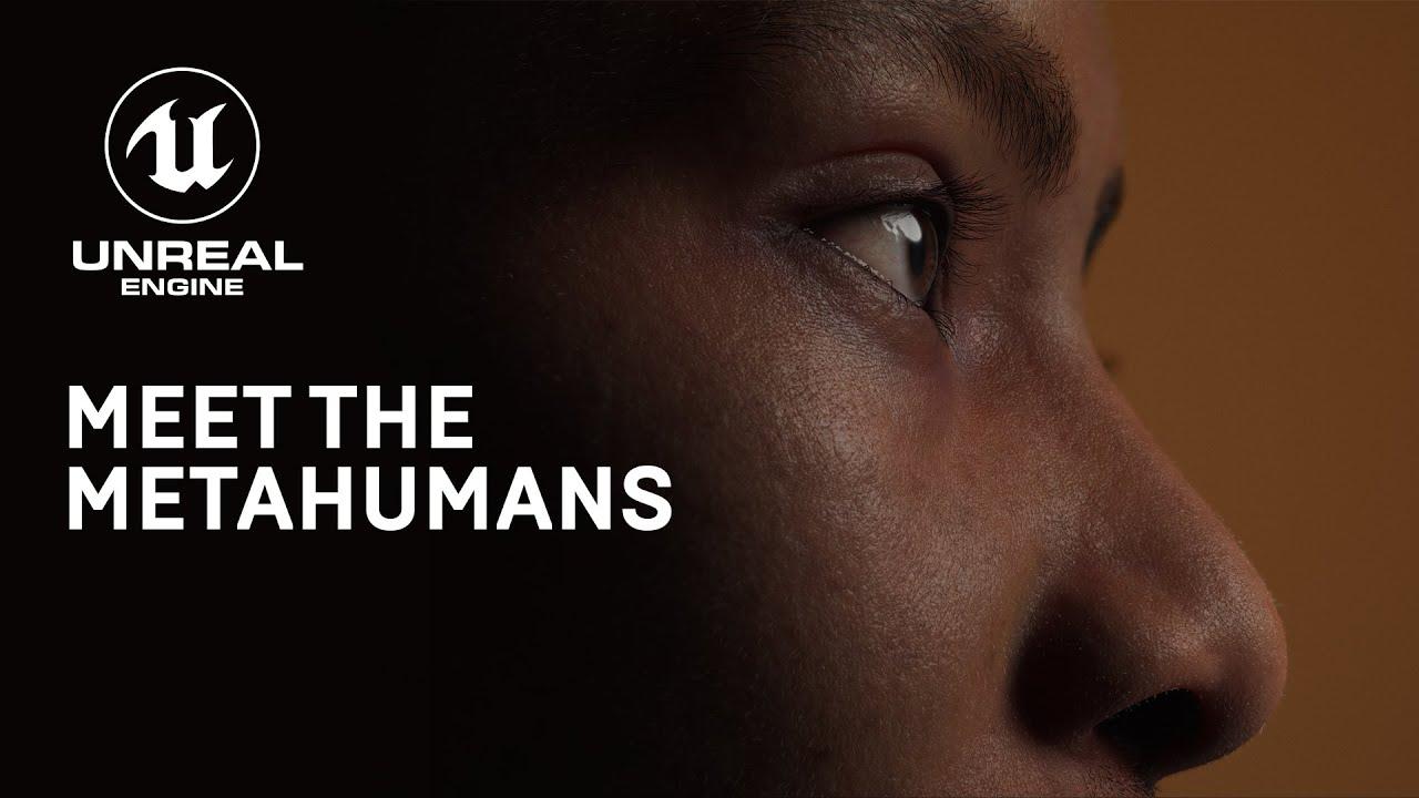 Así es MetaHuman, el programa de Epic Games que te permite crear rostros de  personas extremadamente realistas | GQ España
