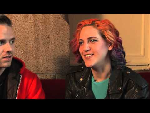 MS MR interview - Lizzy and Max (part 3)