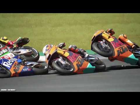 MotoGP 19 Crash Compilation | Ten Minute #103 |