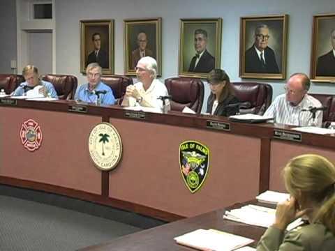 9/27/11, City Council, Isle of Palms, South Carolina
